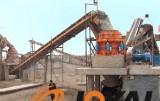Basalt Rock Crushing Plant