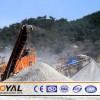 Calcium carbonate mill