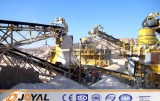 Chrome rock crushing and grinding process