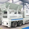 Mobile crushing plant material grinding equipment to become senior
