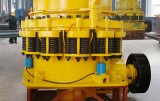 Efficiency Hydraulic Cone Crusher is widely used in iron ore crushing production line