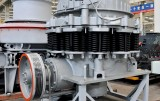 How to safely replace the crushing wall of a cone crusher