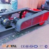 On the roller crusher maintenance points (b)
