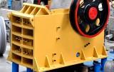 Jaw crusher thrust plate wear problems (b)