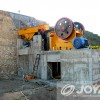 Jaw crusher commonly common models