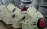 Hammer crusher test machine sequence