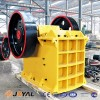 How to clean the parts of the jaw crusher