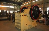 Which parts of the jaw crusher need maintenance