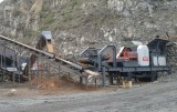 The difference between mobile crusher and stationary crusher