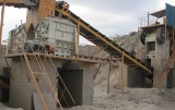 Crushing classification of stone crusher