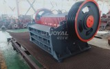 Introduction of pex fine jaw crusher