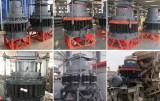 Mechanical analysis of material crushing