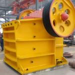 rock crushing equipment