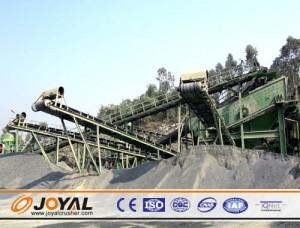 quarry crushing plant