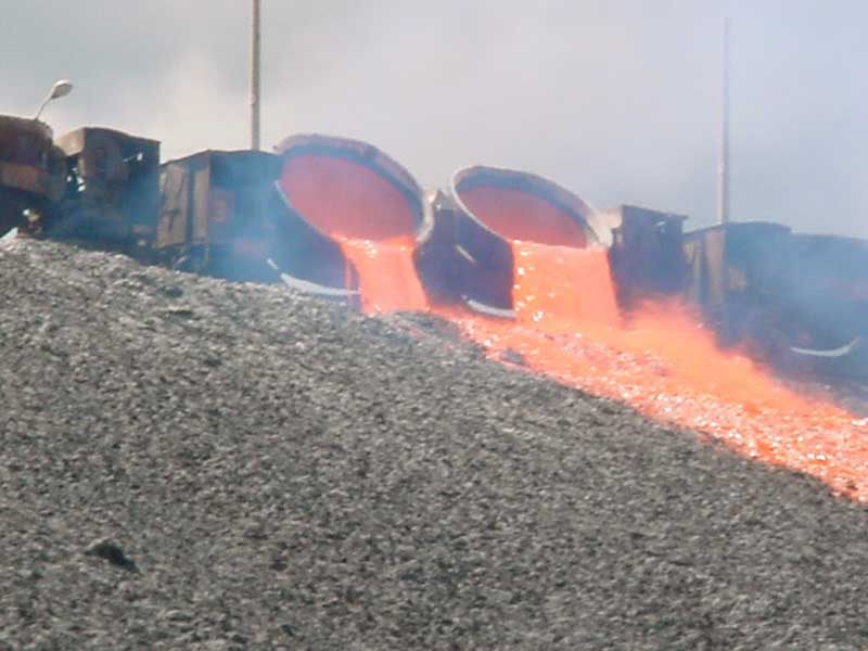 Coal Slag Rock : Slag crusher news of joyal