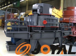 Growth of railway investment promotes development of sand making machinery