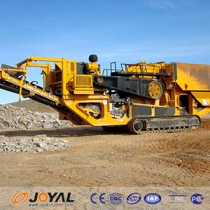Crawler Mobile Crusher4
