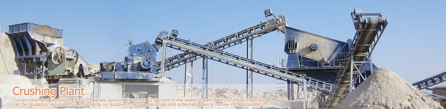 Complete Crushing Plant