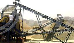 250-300 TPH Jaw & Impact Crushing Plant