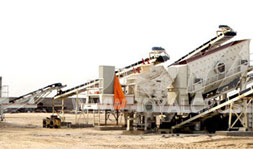 180-200 TPH Jaw & Cone Crushing Plant